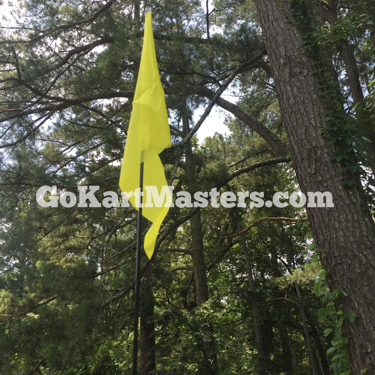 TrailMaster Blazer4 150 Go Kart - Flag with Pole
