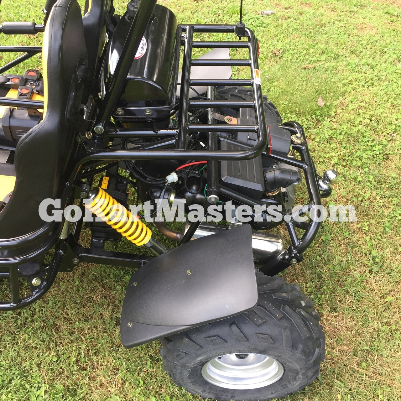 TrailMaster Blazer4 150 Go Kart - Rear Rack