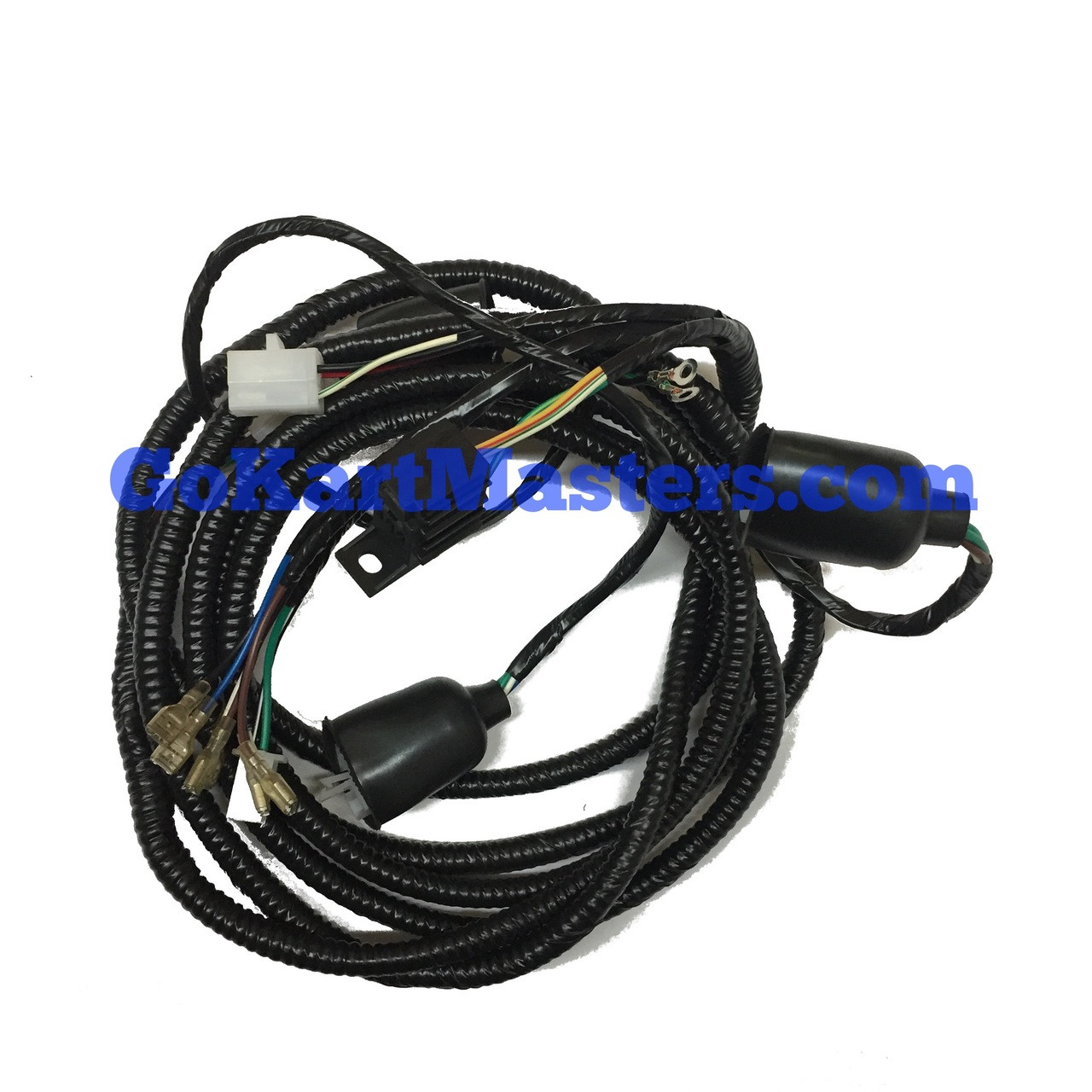 trailmaster 150 xrs main wiring harness Trailmaster 150Cc