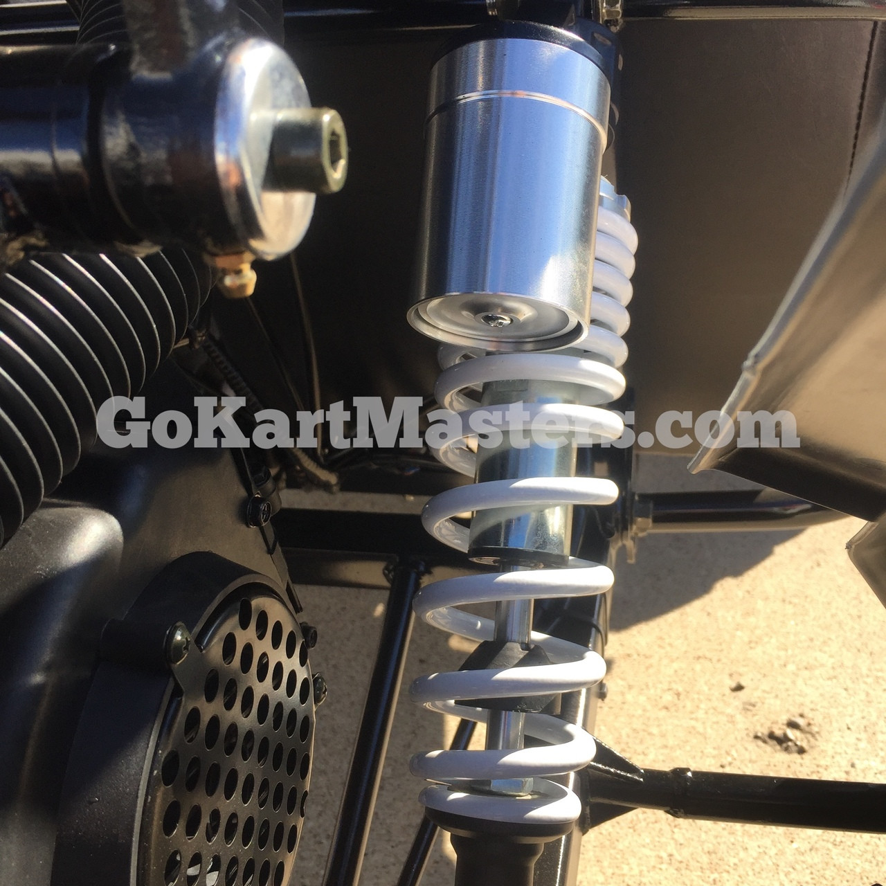Heavy Duty Rear Shocks