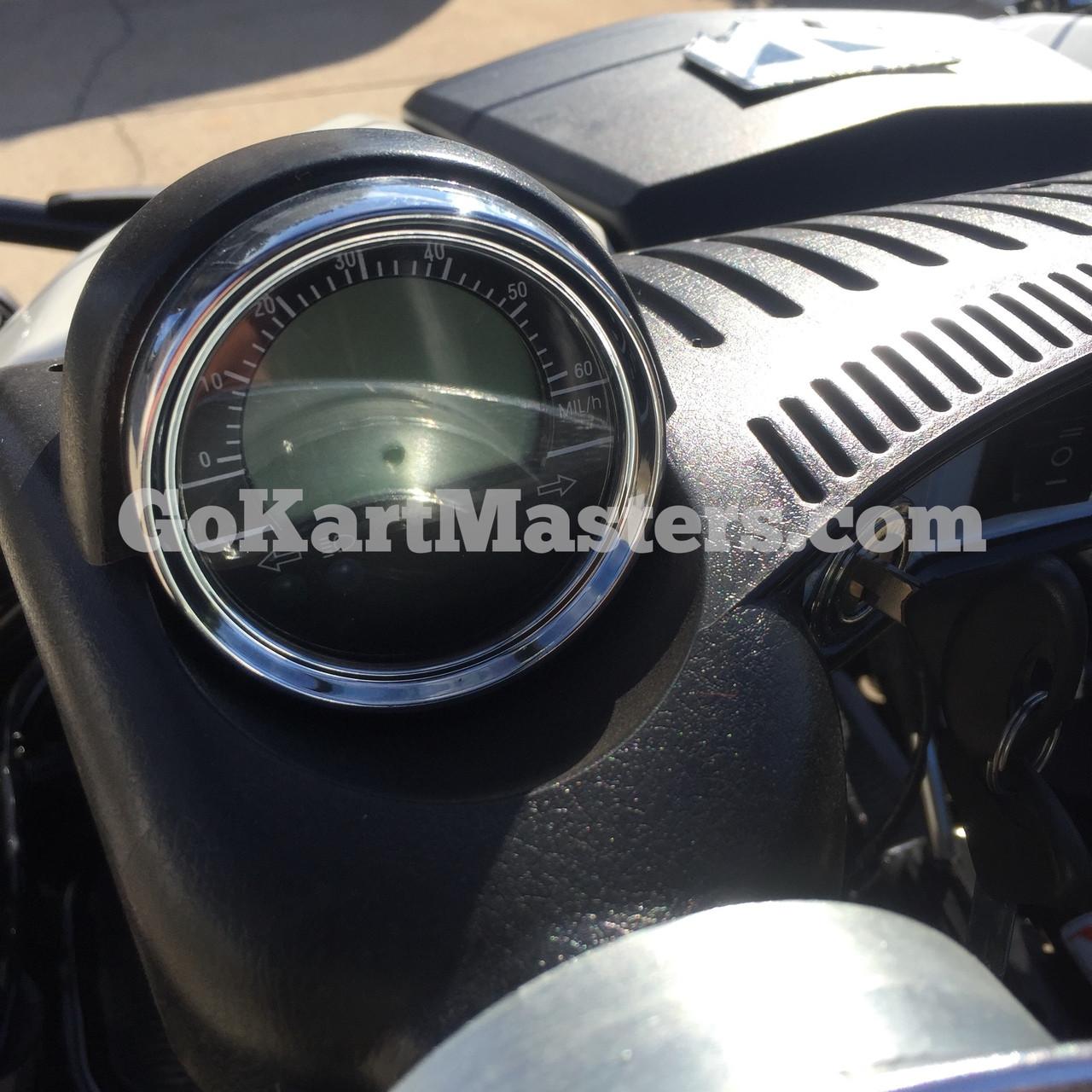Speedometer & Odometer
