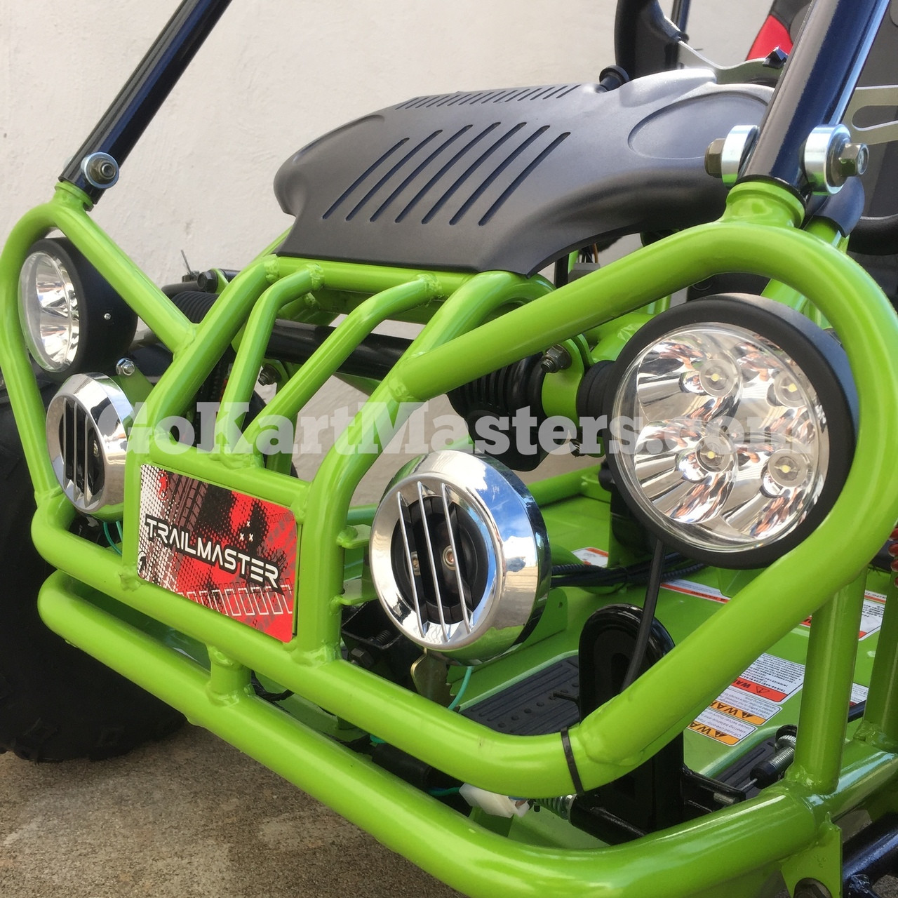 TrailMaster Mini XRX/R+ Go Kart - Headlights  & Horn