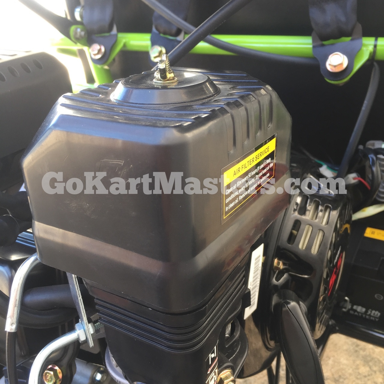 TrailMaster Mini XRX/R+ Go Kart - Air Filter