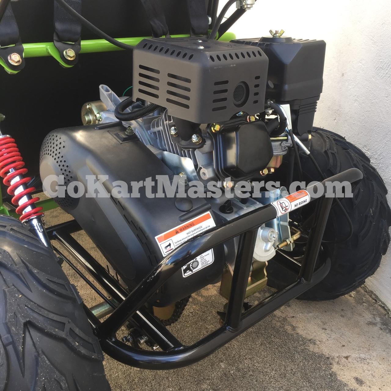 TrailMaster Mini XRX/R+ Go Kart - 5.5 HP Engine