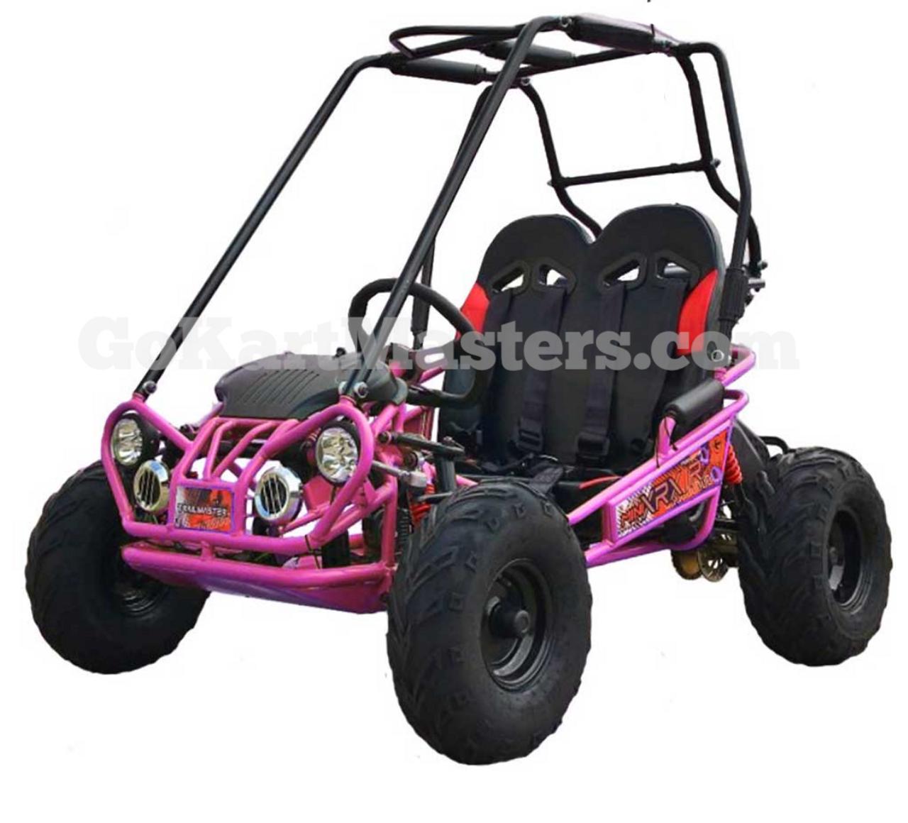 TrailMaster Mini XRX/R+ Go Kart - Pink