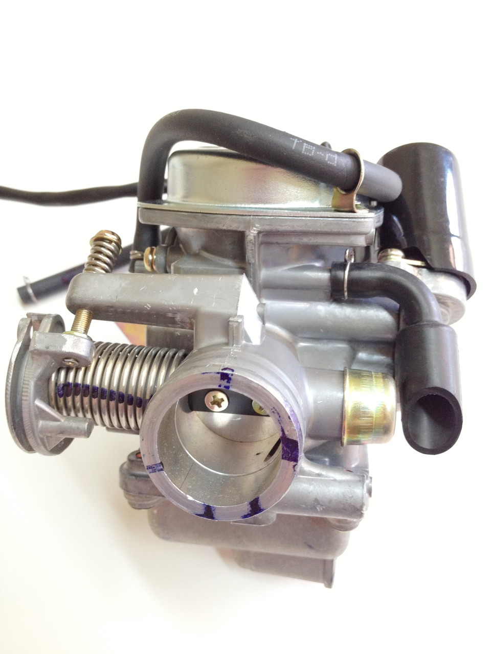 TrailMaster 150 XRS & 150 XRX Carburetor/Upgrade BIG JETS-Removable Bowl