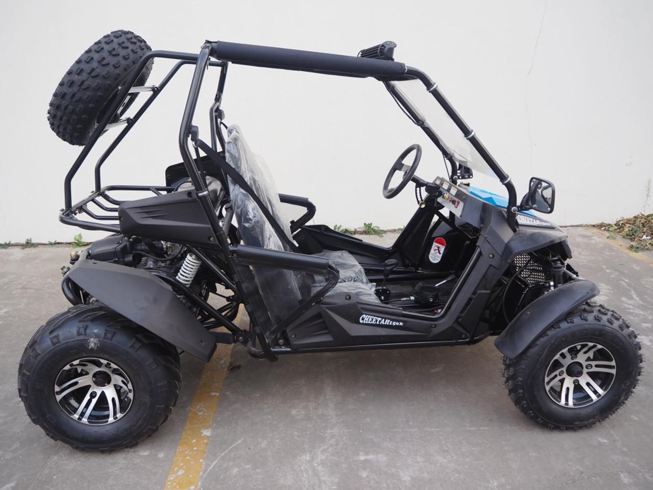 TrailMaster Cheetah 150X - Blue