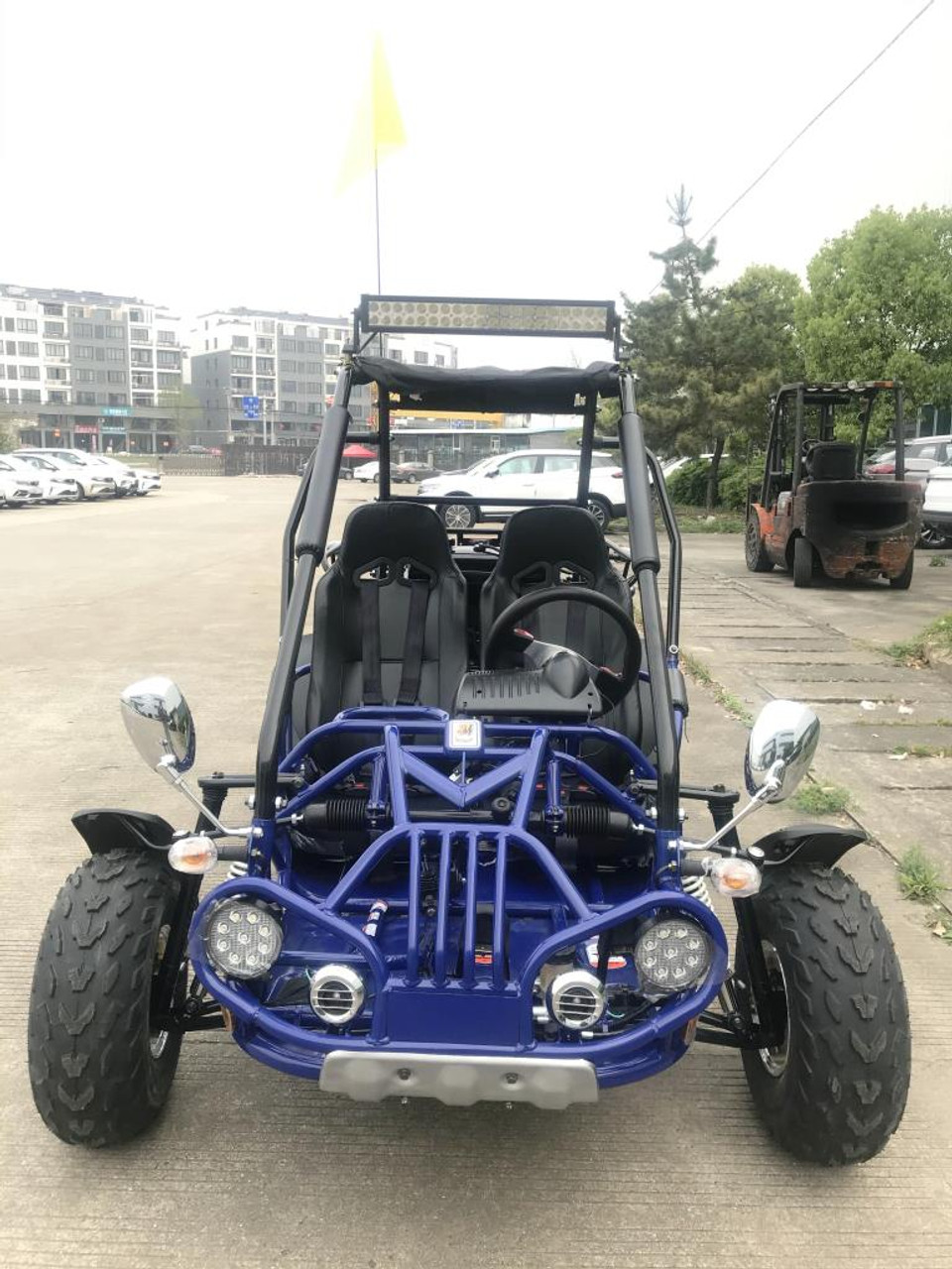 TrailMaster Go Kart 200E XRX Go Kart - Sale
