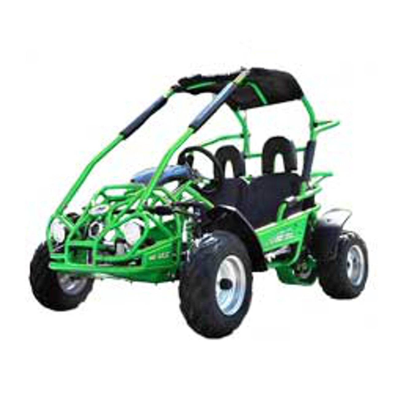 TrailMaster Mid XRX Go-Kart - Green