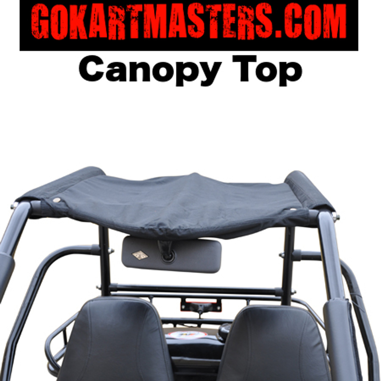 TrailMaster 150 XRS Go-Kart - Canopy Top
