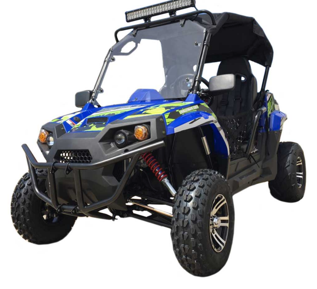 Side By Side For Sale >> Trailmaster Challenger 300x Utv Side By Side Ships Free
