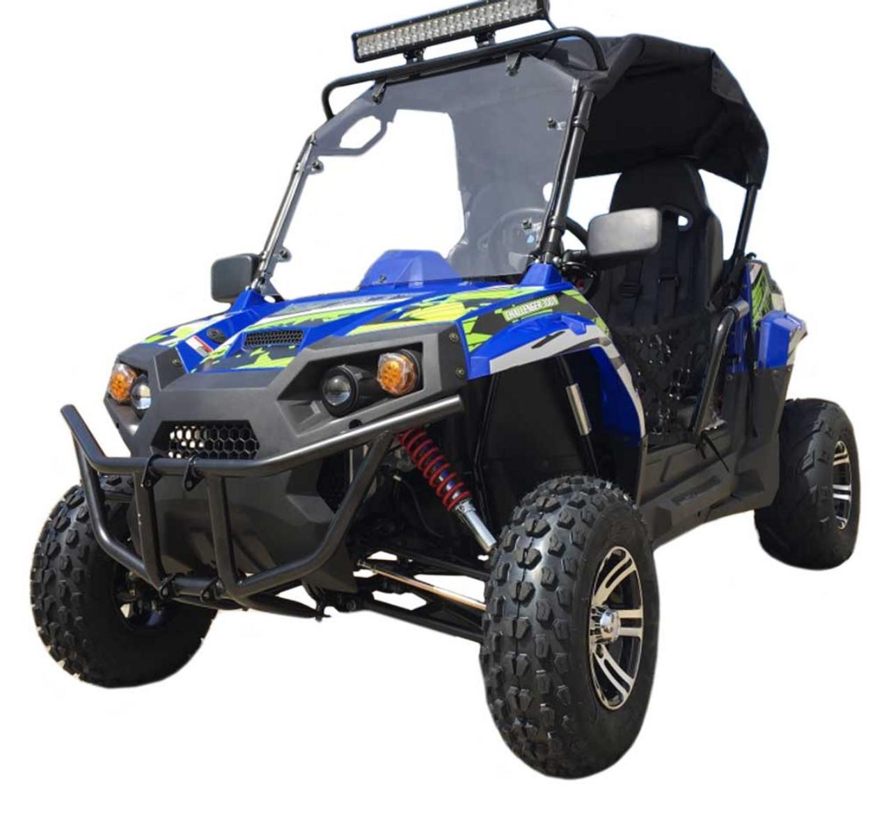 TM Challenger 300X - Blue