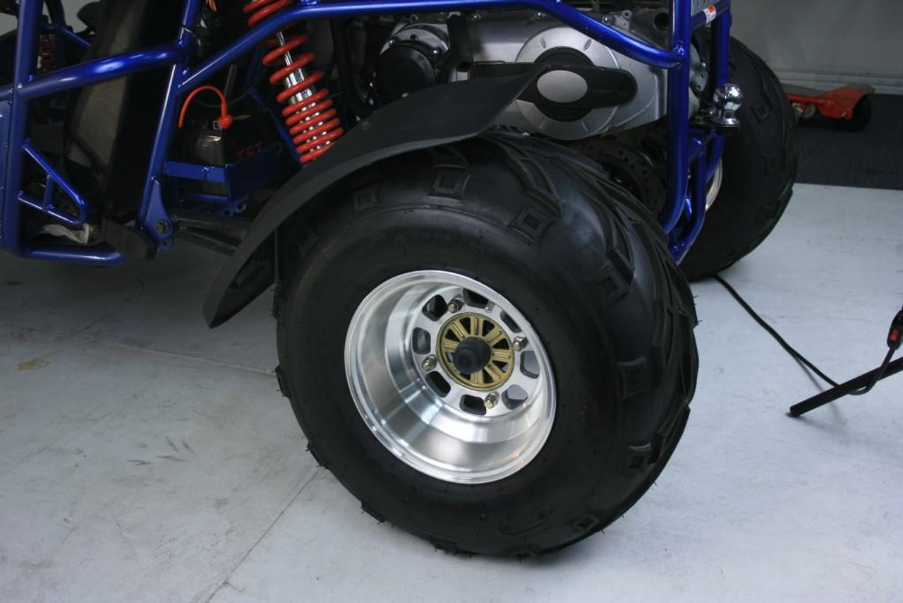 TrailMaster 300 XRX-E Go Kart - Tire & Wheel