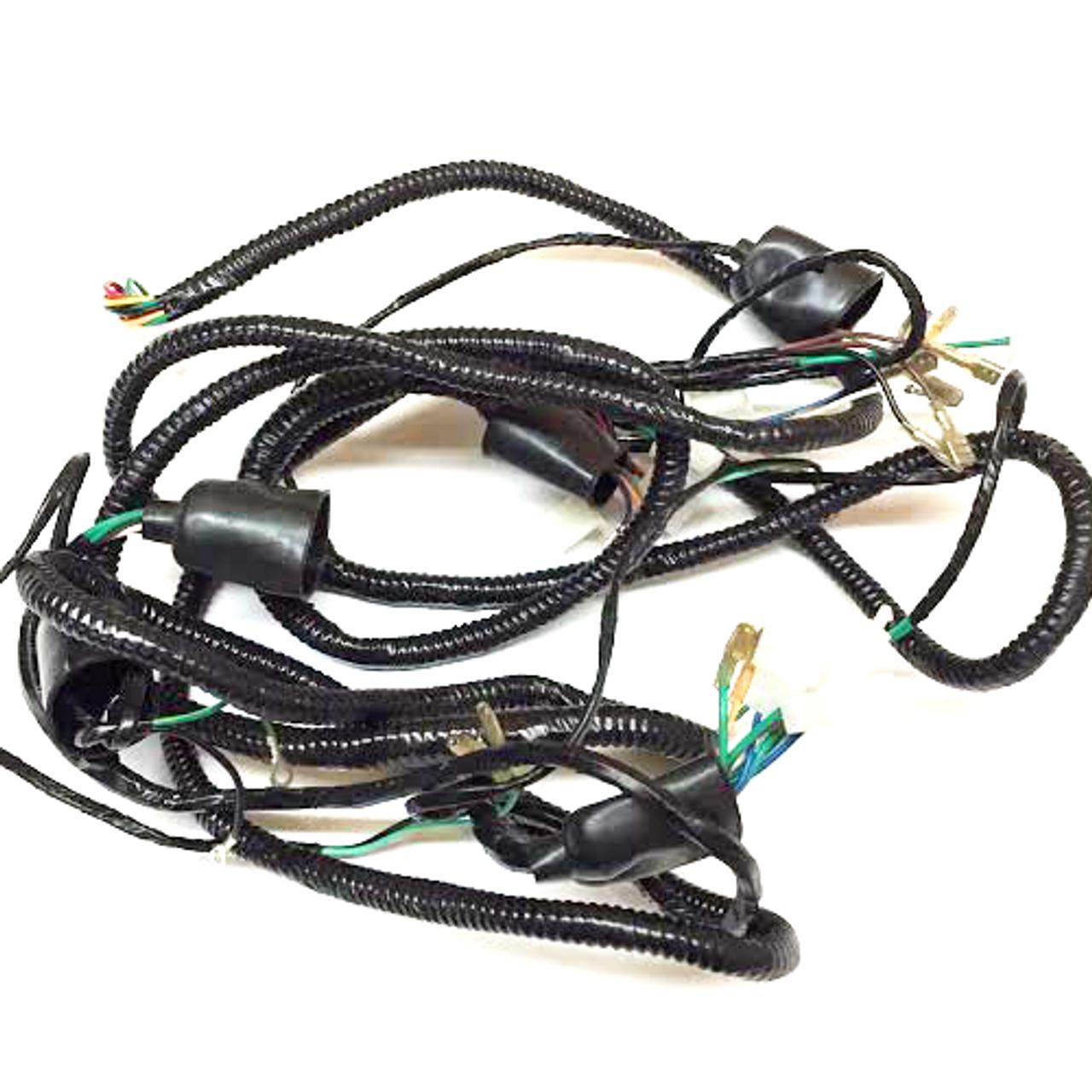 Boxer Go Kart Wiring Harness - Wiring Diagram Todays on trailmaster 150 engine, trailmaster 150 carburetor, trailmaster 150 maintenance, 1997 honda accord wiring diagram, honda engine wiring diagram,