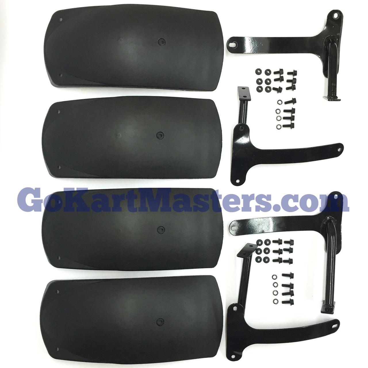 TrailMaster Mid XRX Complete Fender Kit