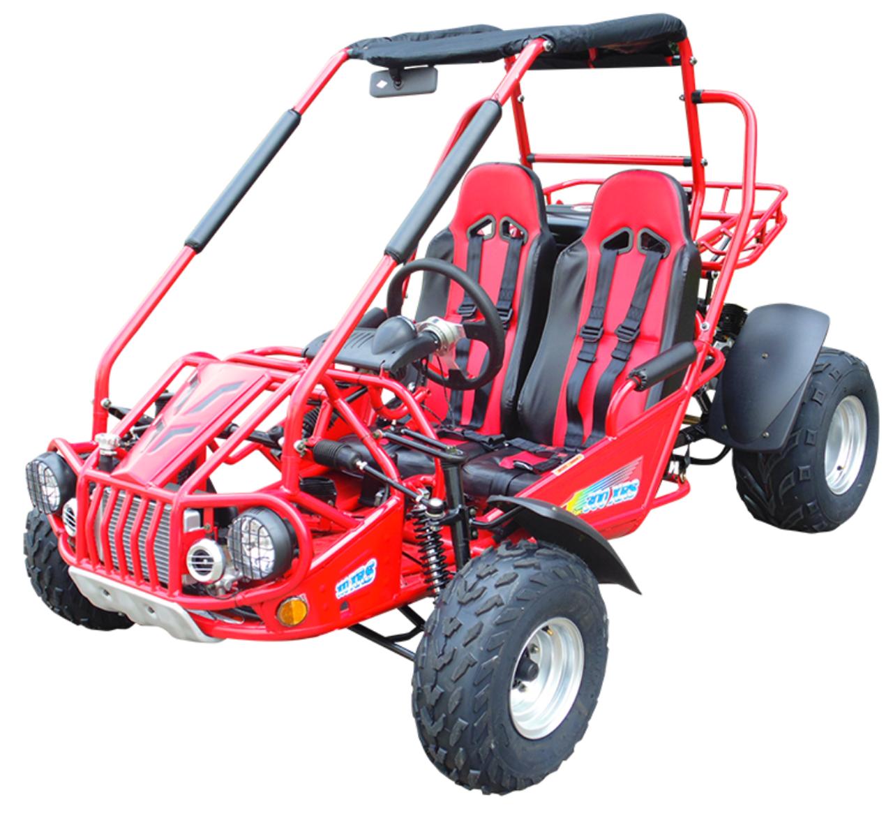 TrailMaster Go Kart 300 XRS Go Kart