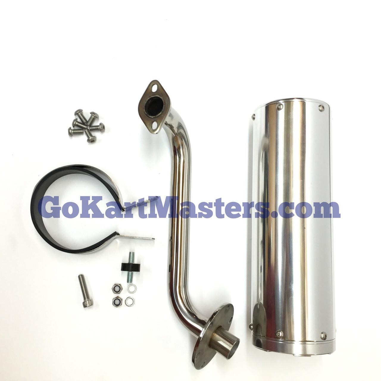 TrailMaster 150 XRS & 150 XRX Performance Exhaust System