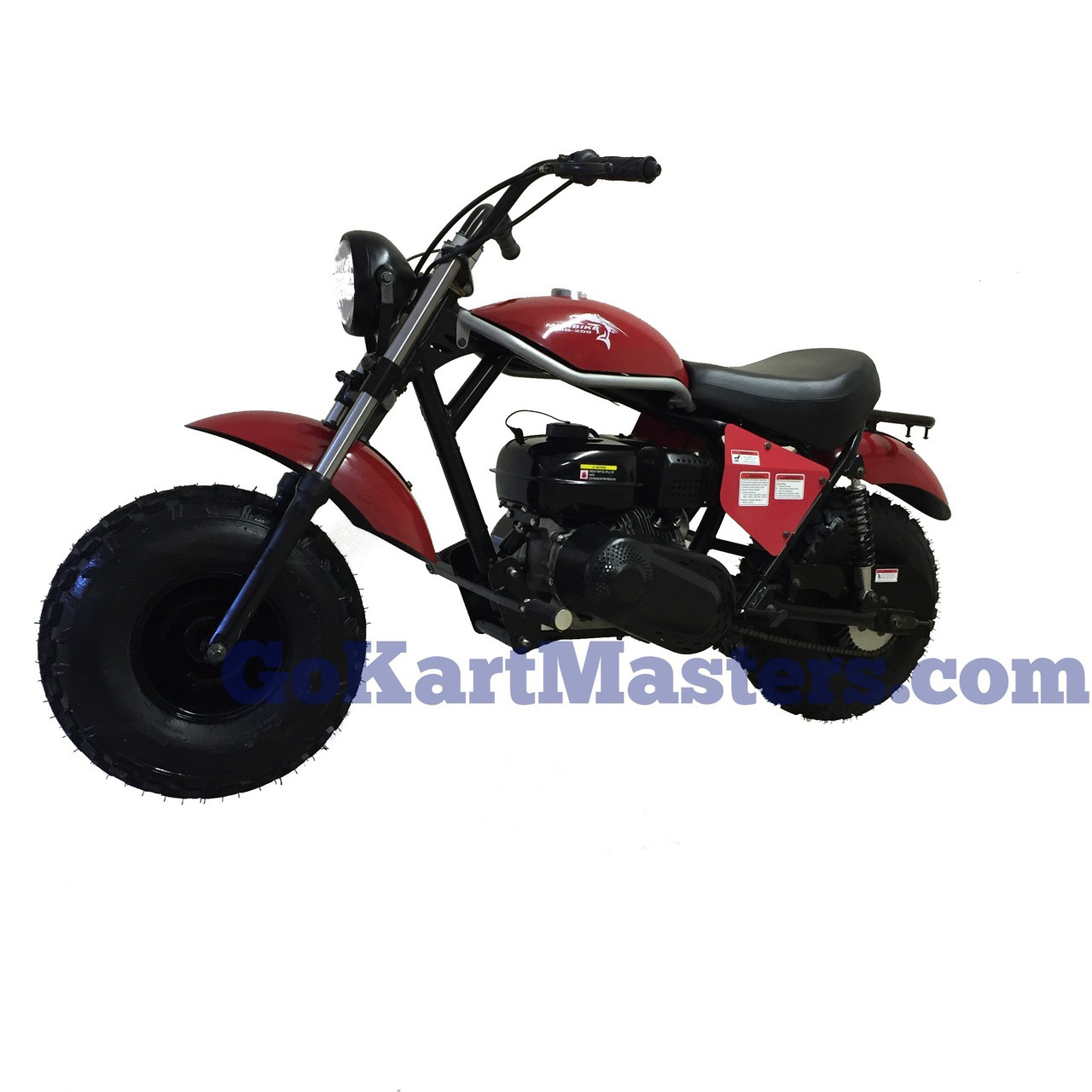 TrailMaster MB200-2 Mini Bike - Red