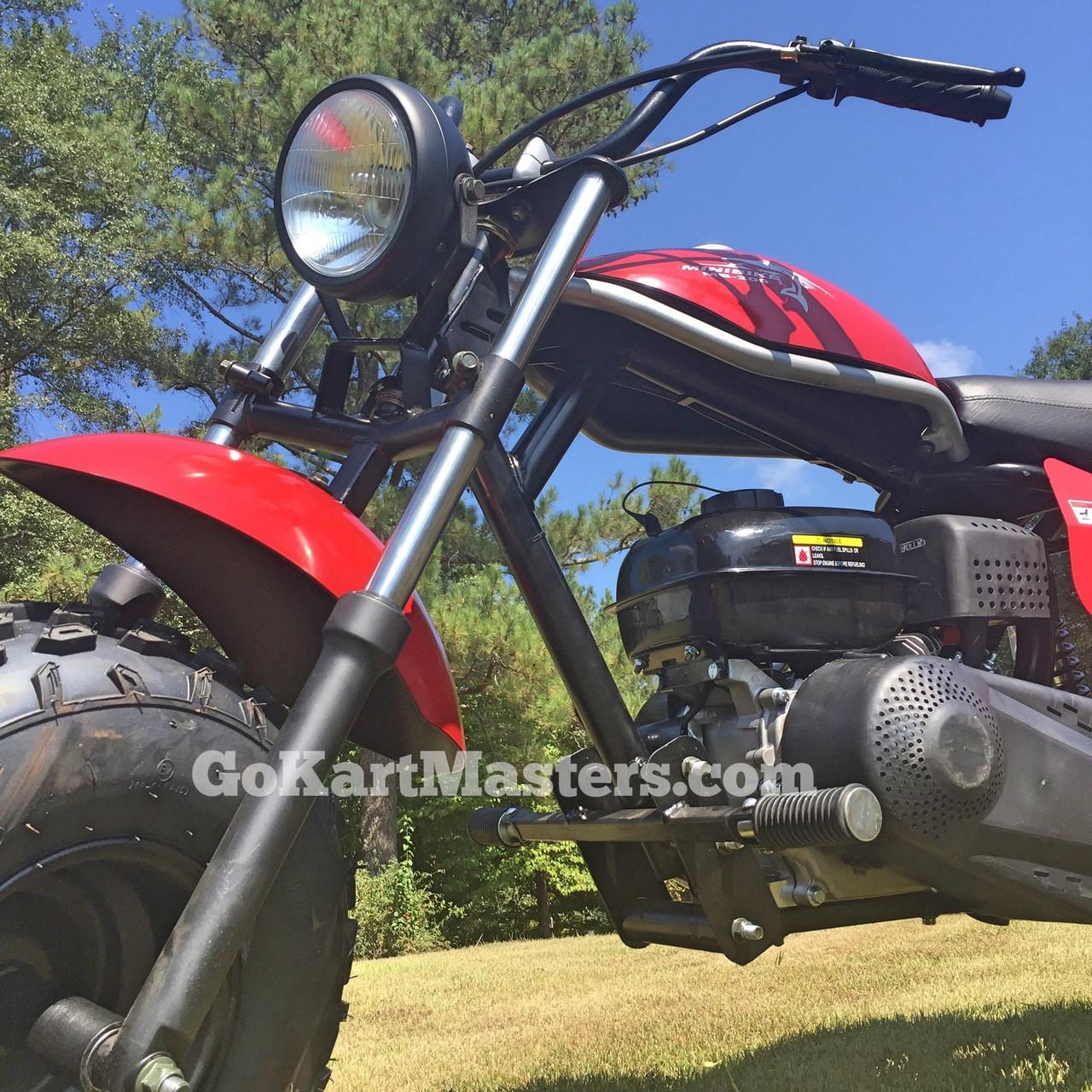 TrailMaster MB200-2 Mini Bike - 2018 Model