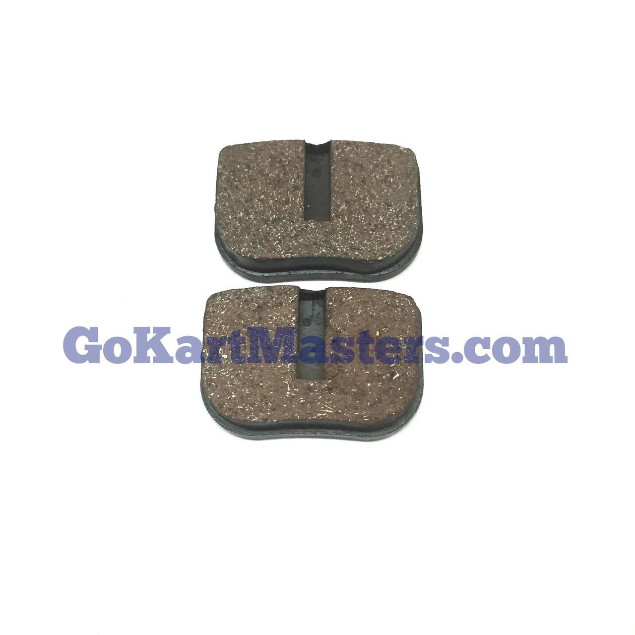 TrailMaster Mini XRS & Mini XRX Brake Pads