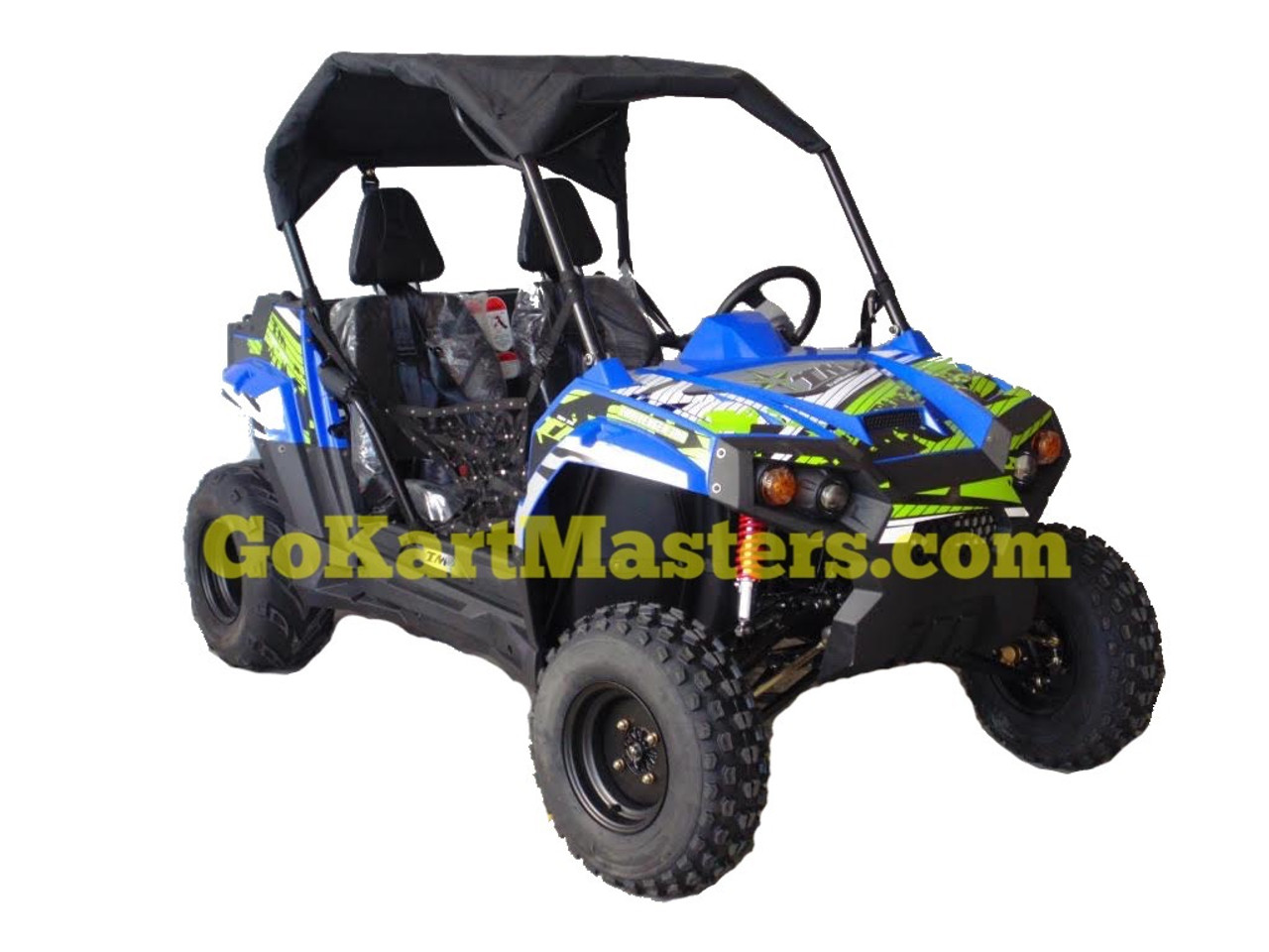 TrailMaster Challenger 300S UTV Side by Side - Ships FREE!!! - Blue