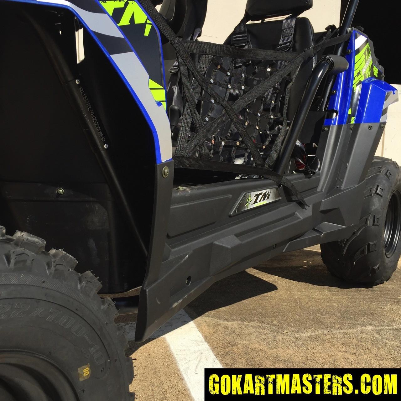 TrailMaster Challenger 300S UTV - Side View