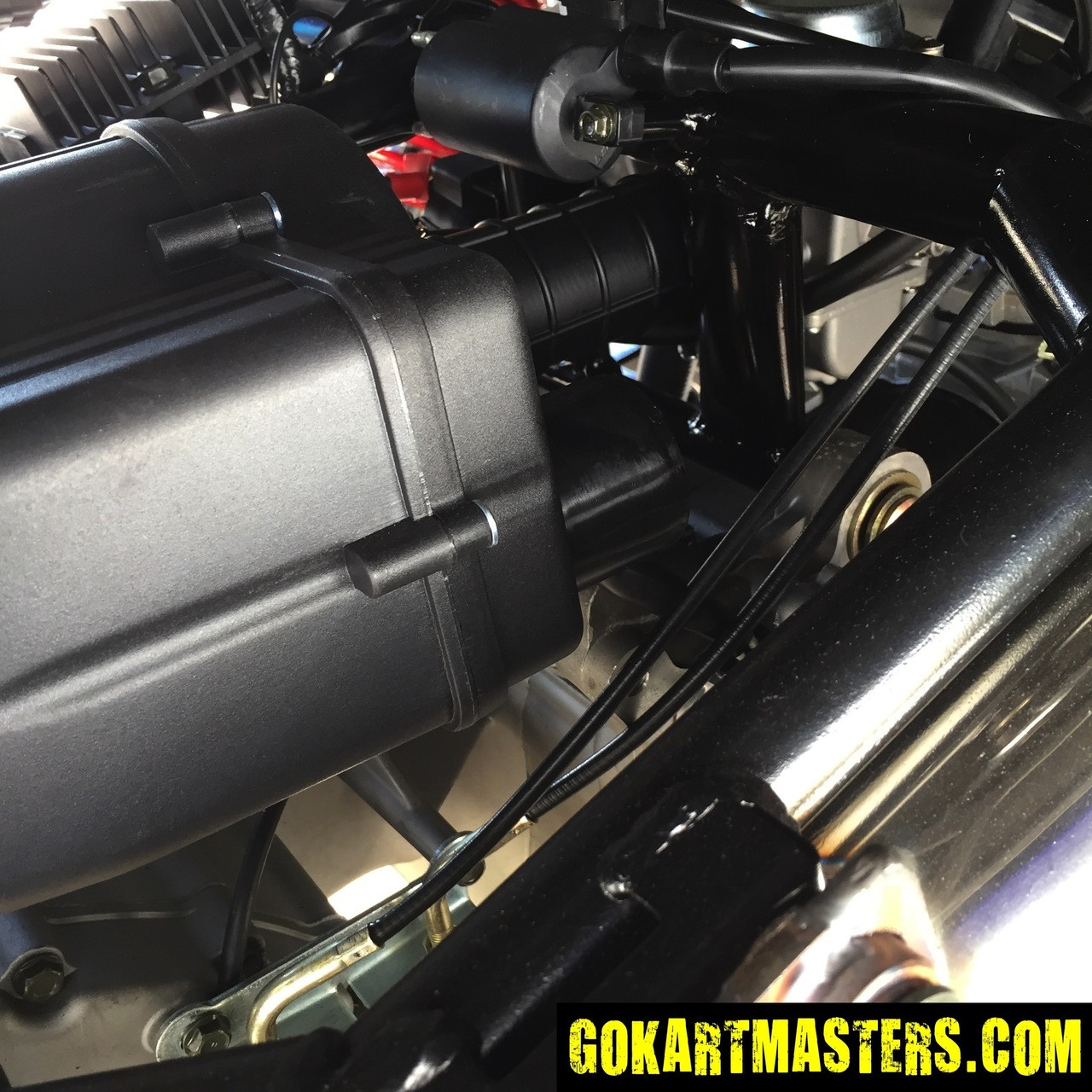 TrailMaster Challenger 300S UTV - Air Filter Housing