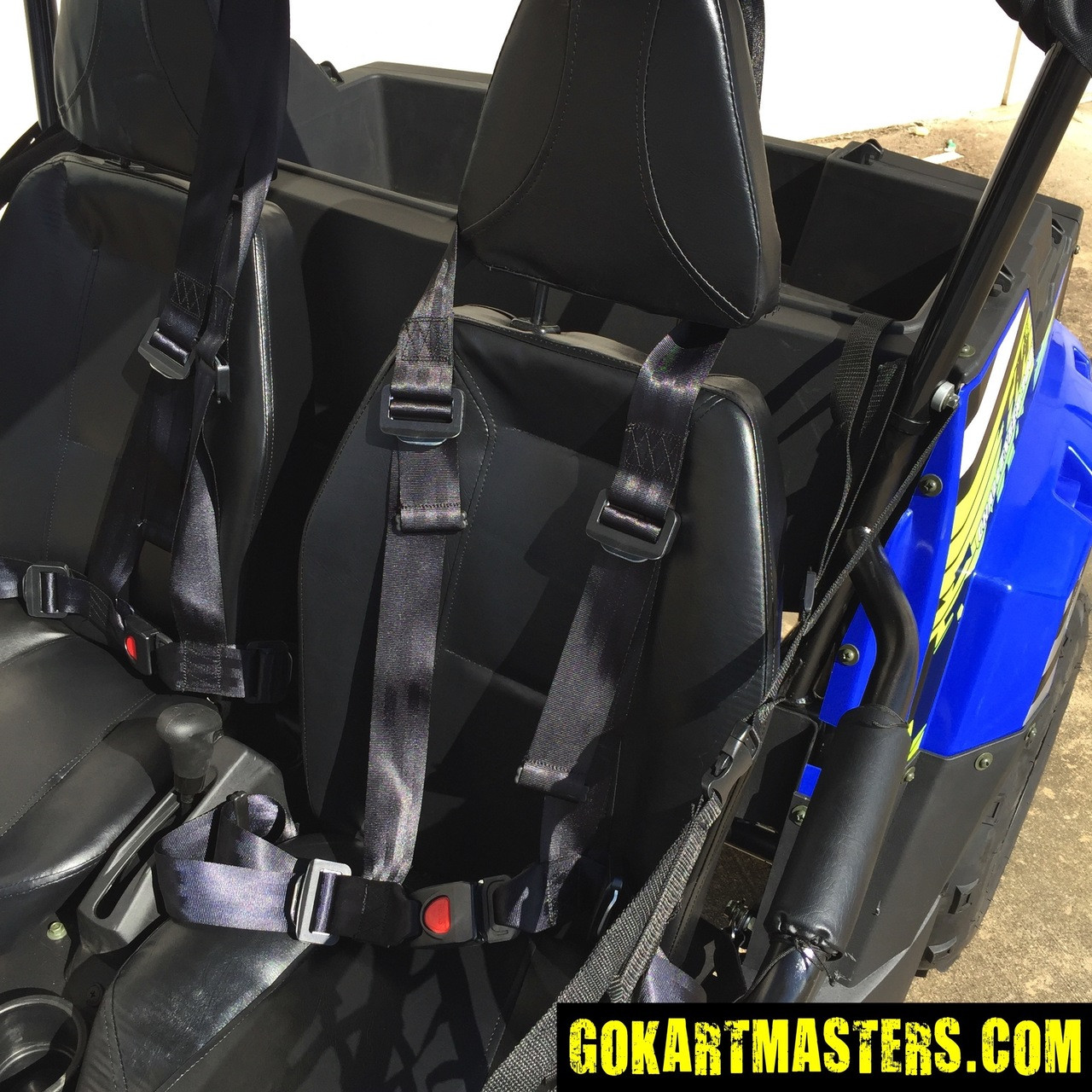 TrailMaster Challenger 300S UTV - Safety Seat Belt