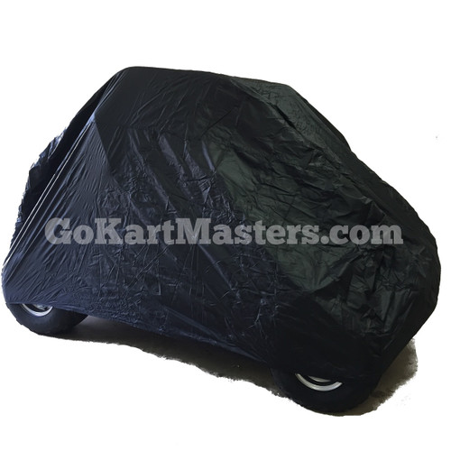 TrailMaster Go Kart Cover - Black - Fits 150 & 300