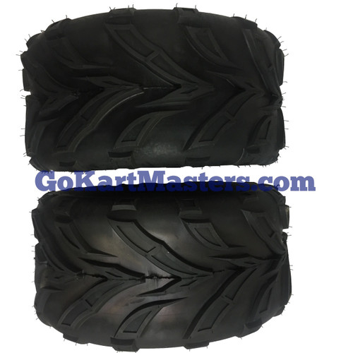 Set Of 2 - TrailMaster 150 XRX & 150 XRS Rear Tires