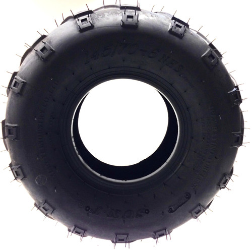 Set Of 2 Go Kart Tires - TrailMaster Mid XRS Front