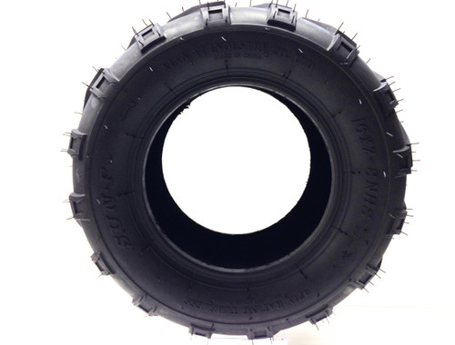 Set Of 2 Go Kart Tire - TrailMaster Mid XRX Rear