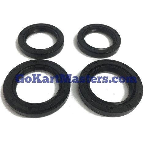 TrailMaster 150 XRX & 150 XRS Rear Axle Seal Set