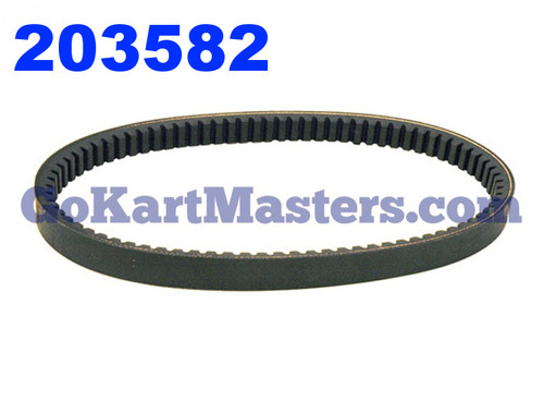 203582 Go Kart Torque Converter Belt