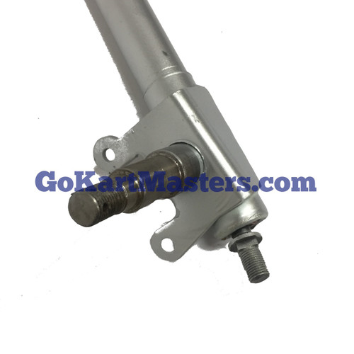 HammerHead GTS 150 Right Spindle - Silver