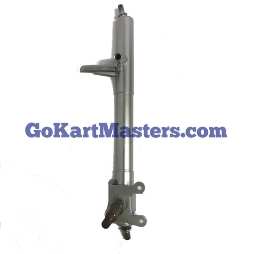 HammerHead GTS 150 Left Spindle - Silver