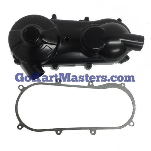TrailMaster 150 XRS & 150 XRX CVT Belt Cover & Gasket