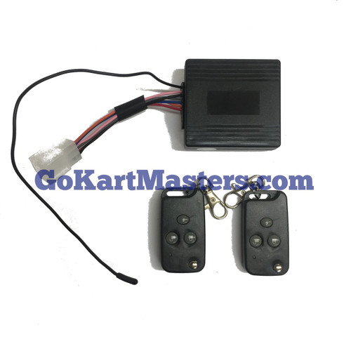 TrailMaster Mini XRX Remote Start/Stop Keychain