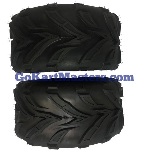 Set Of 2 - TrailMaster 300 XRX & 300 XRS Rear Tires
