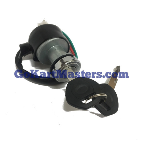 TrailMaster 300 XRX Key Switch