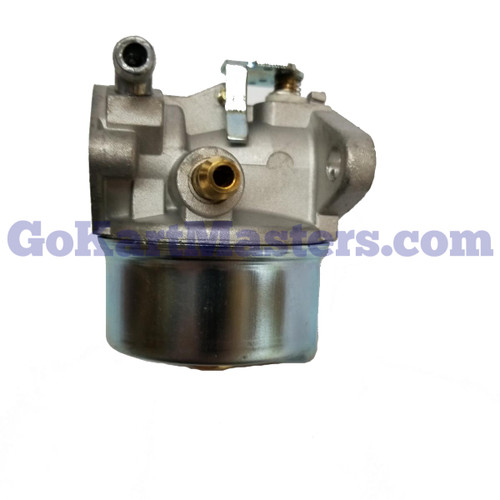 Go Kart Carburetor with Primer - Fits Tecumseh Engines