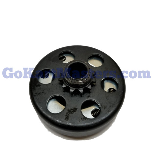 Go Kart, Mini Bike Centrifugal Clutch #35 12 Tooth