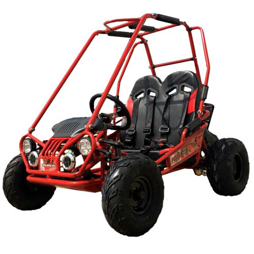 TrailMaster Mini XRX+ Go Kart - Ships FREE!!! - Red