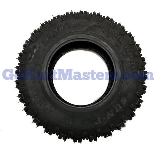 TrailMaster Go Kart Front Tire - Mini XRS, XRX & XRX-R