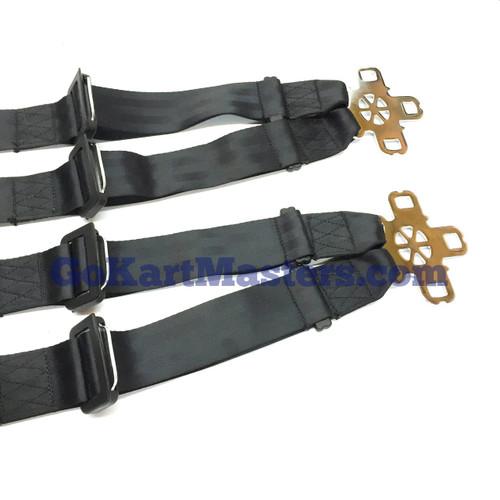 TrailMaster 150 XRX & 150 XRS Set of 2 Shoulder Straps
