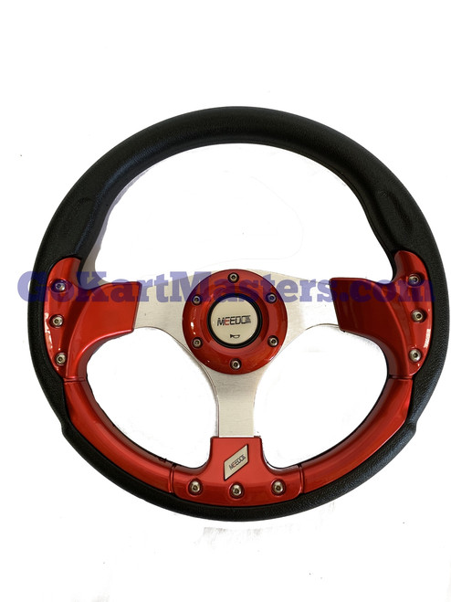 TrailMaster 150/300 Steering Wheel (Red)
