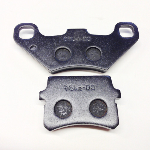 TrailMaster Mid XRS & Mid XRX Brake Pad Set