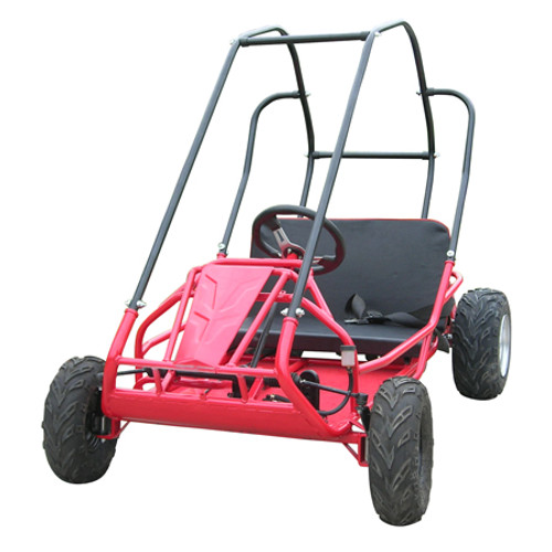TrailMaster Mid XRS Go-Kart - Red