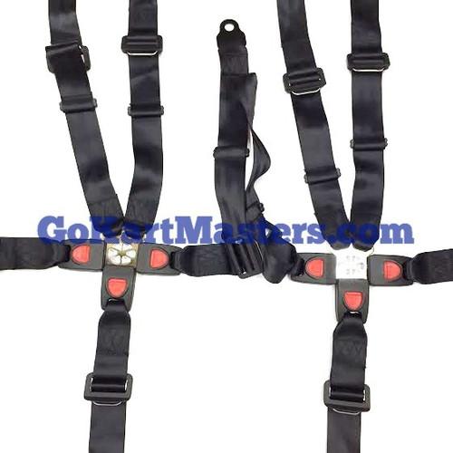 TrailMaster Mini XRX & Mini XRX-R Safety Seat Belt