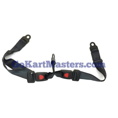 TrailMaster Mini XRS Safety Seat Belt